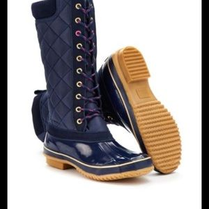 new Joules Woodhurst Quilted Country Rubber Boots